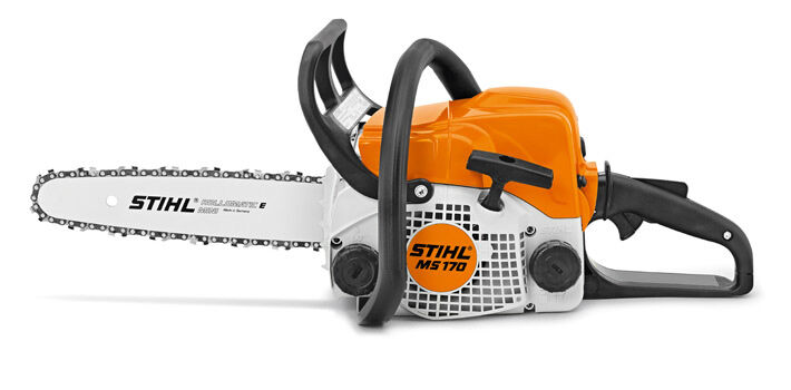 STIHL MS 170 home owner chainsaw