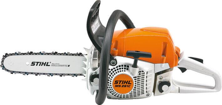 STIHL MS 251C Easy Start Chainsaw