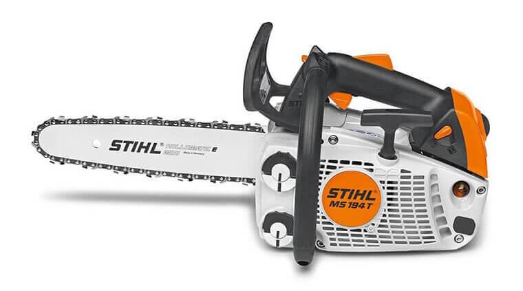 stihl ms 194 T aborist chainsaw